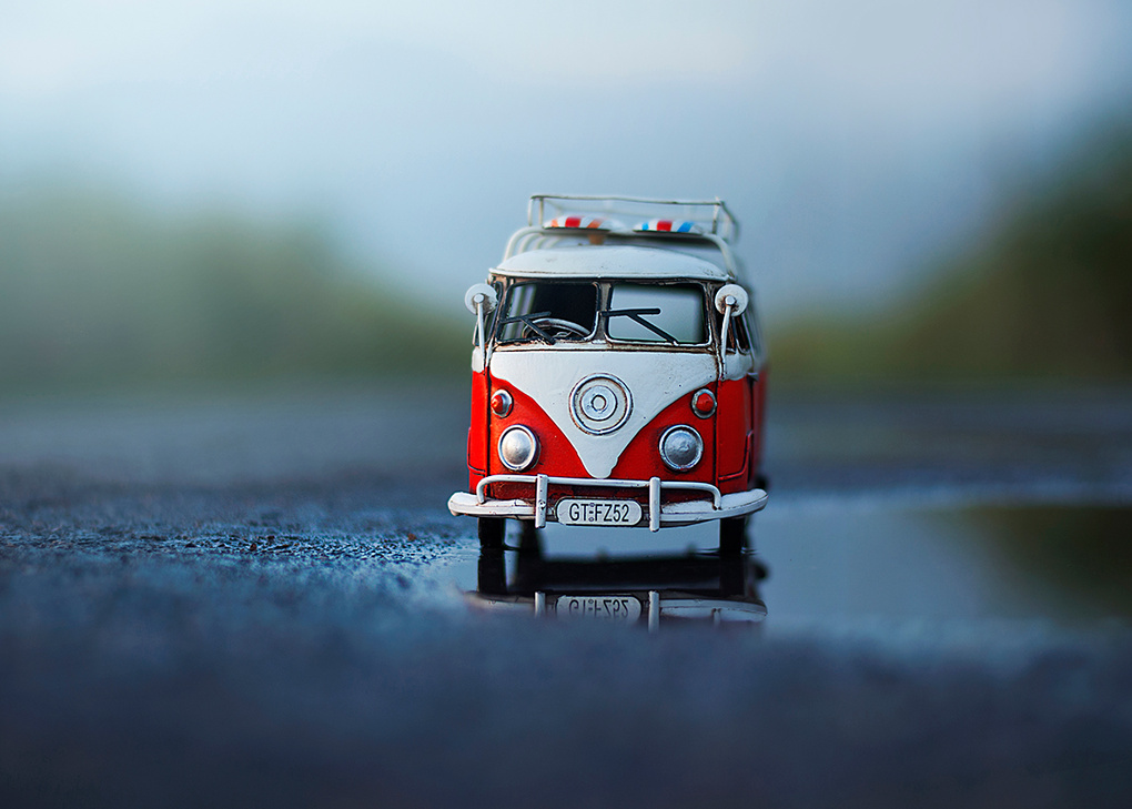 Country road by Ashraful Arefin