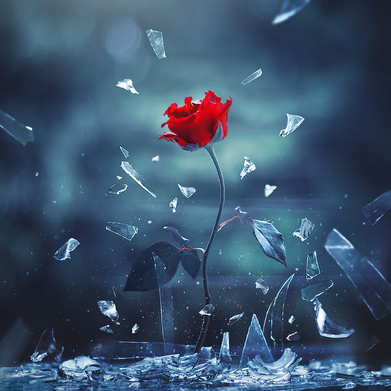 Love shall overcome by Ashraful Arefin