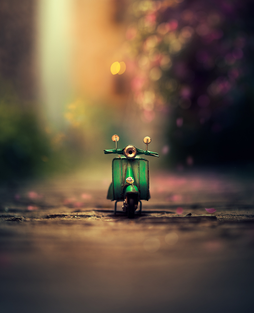 Song of the little road by Ashraful Arefin