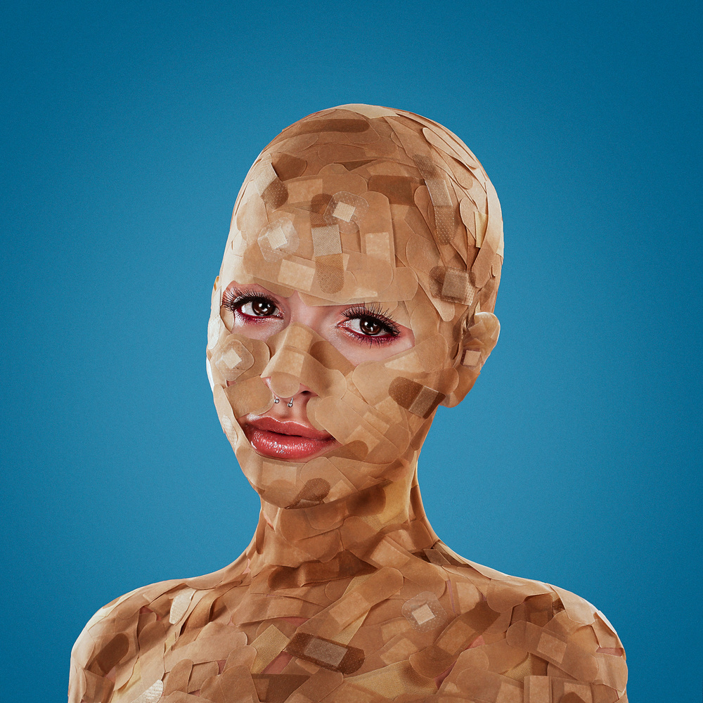 band-aid skin by Mikeila Borgia