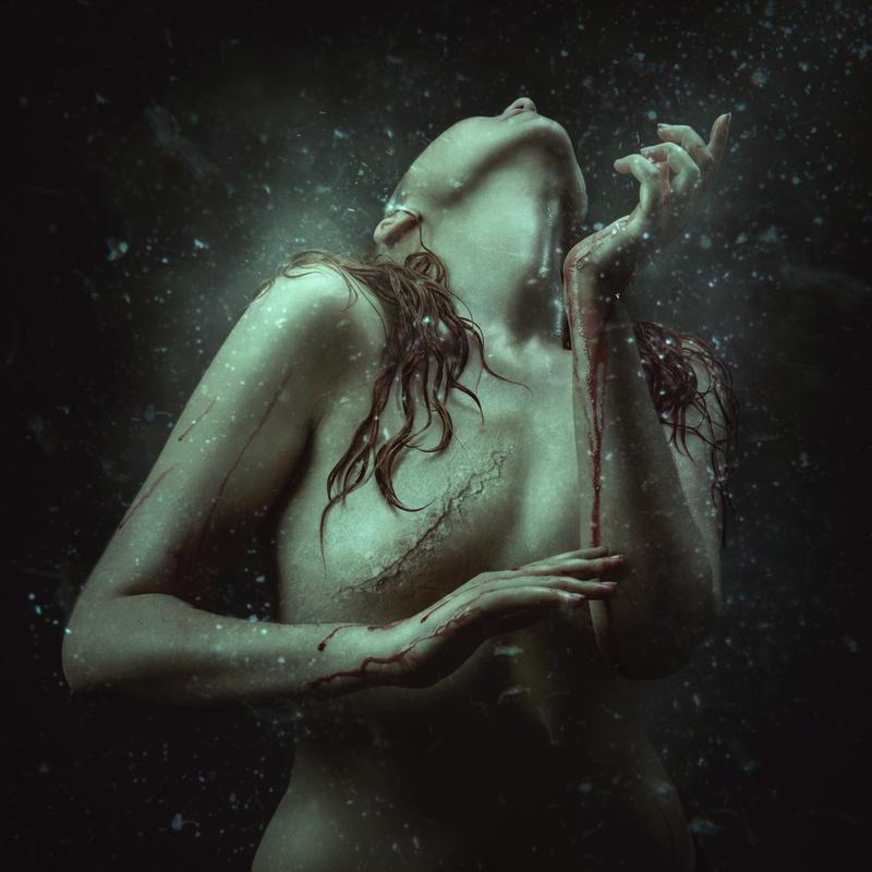 Pain raises your soul by Mikeila Borgia