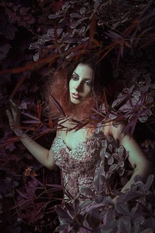 peau rose by Mikeila Borgia