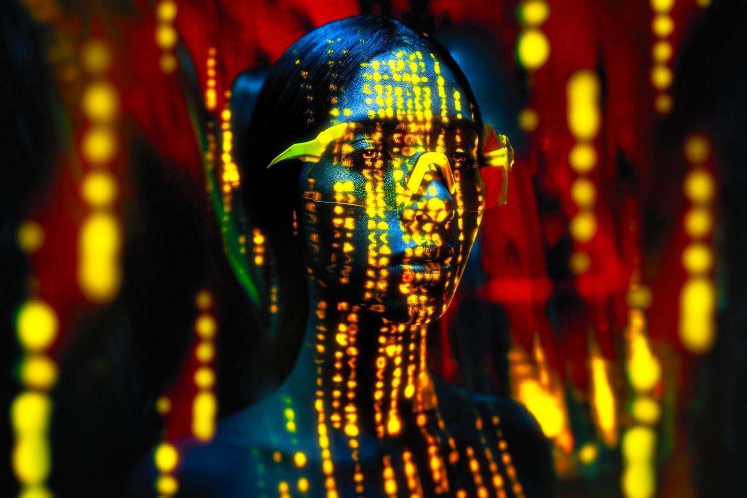 binary soul by Mikeila Borgia