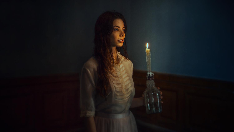 The ermit by Mikeila Borgia