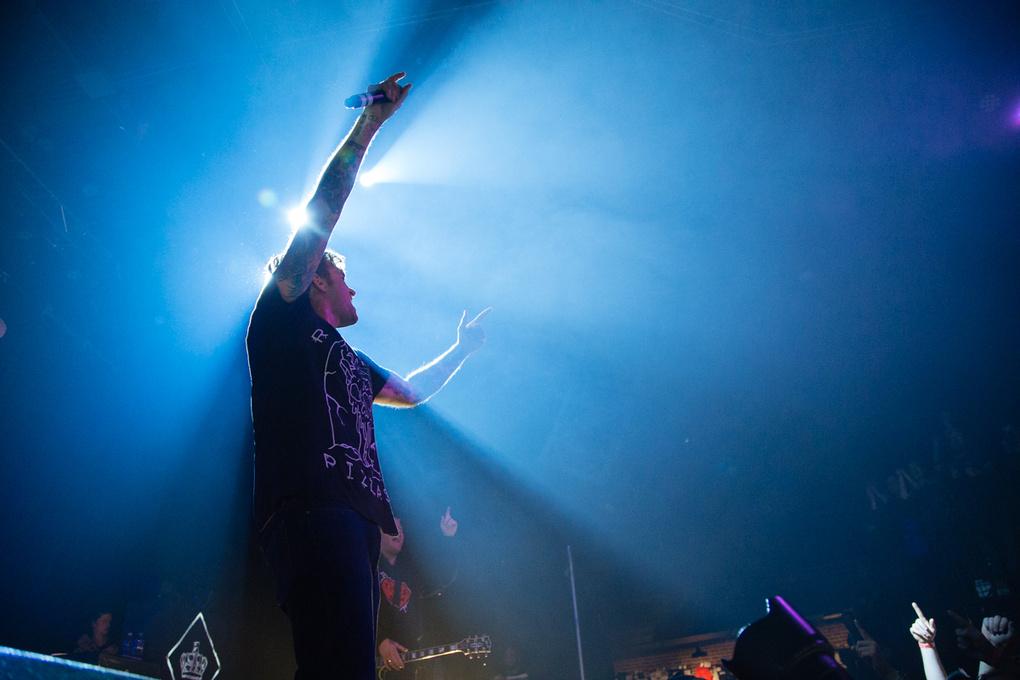 New Found Glory by Dave Gaslin