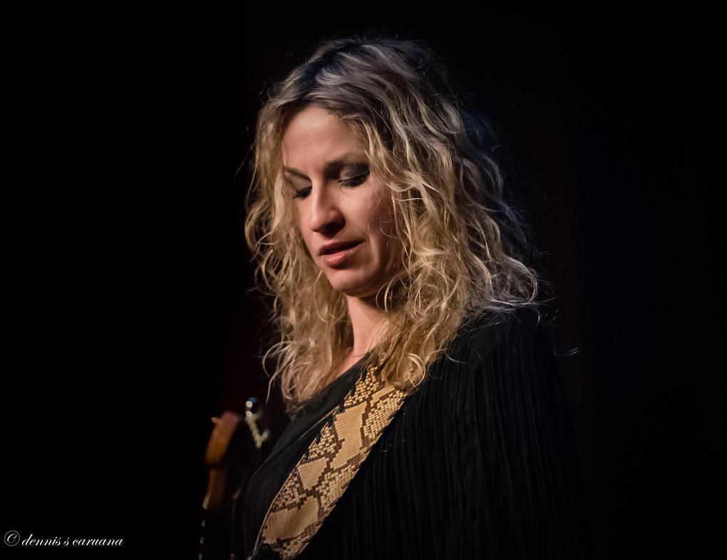 Ana Popovic by Dennis Caruana
