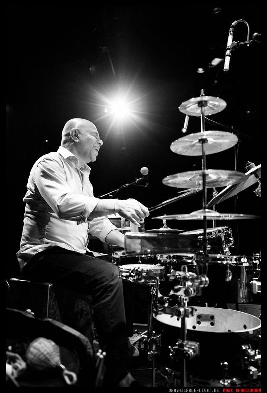 Ramesh Shotham on percussion by Marc Mennigmann