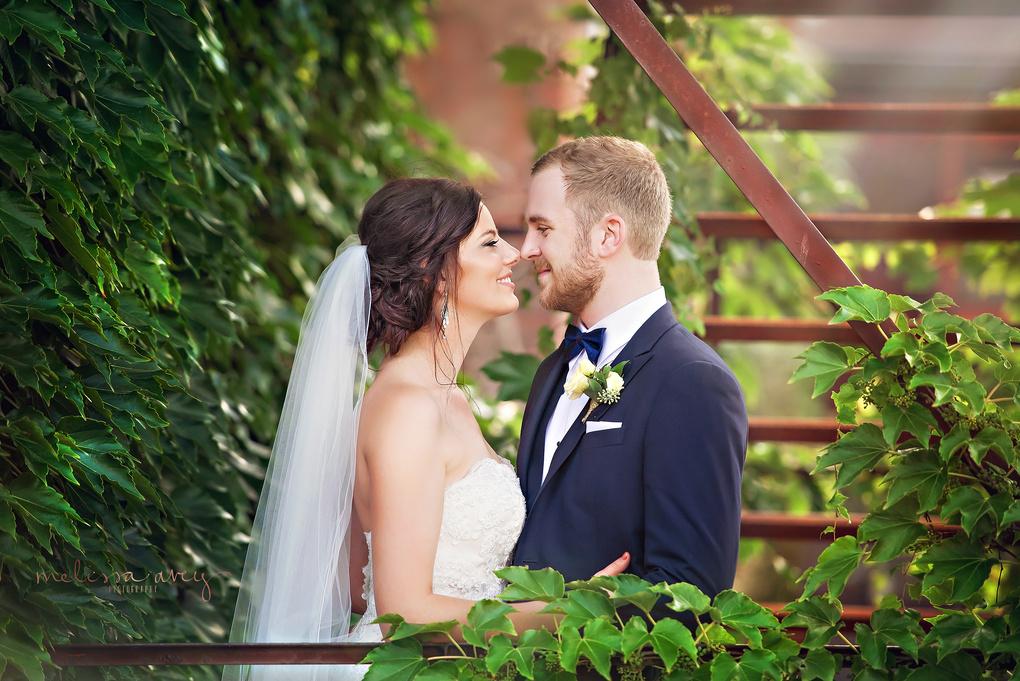 The Wedding Couple by Melissa Avey