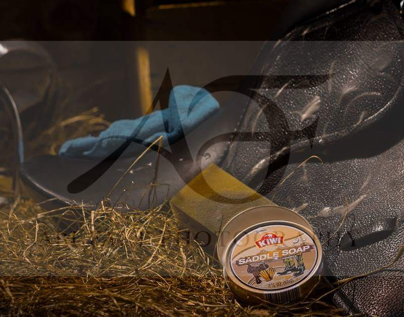 Kiwi Saddle Soap by Abi Fast
