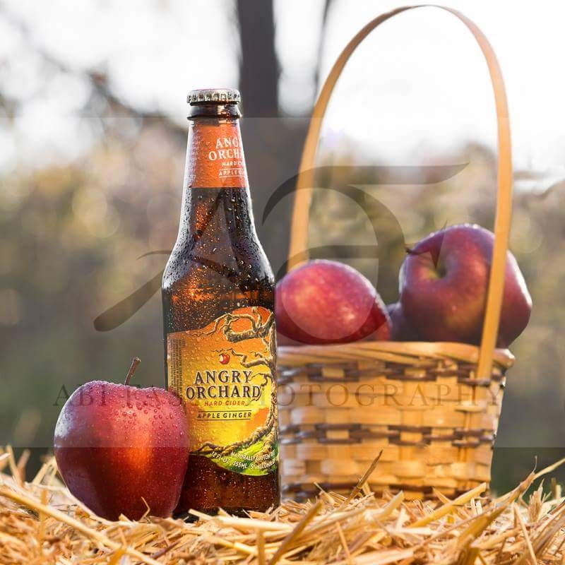 Angry Orchard by Abi Fast