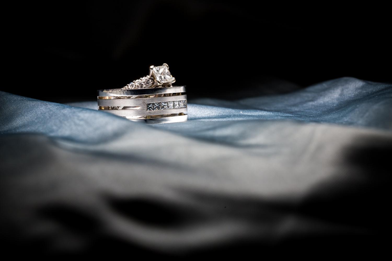 Wedding Rings by Trevor Schneider