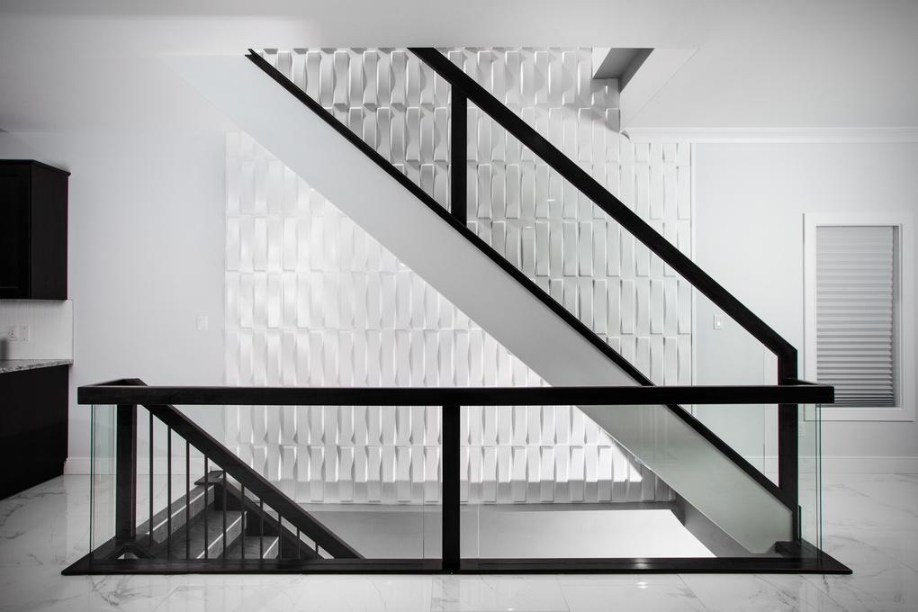 Beautiful Staircase by Trevor Schneider