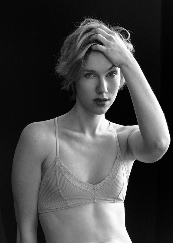 Claire Miller by Ben Scott
