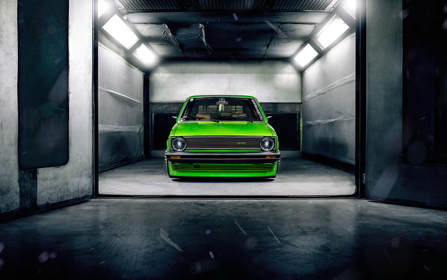 Volkswagen Golf by Lee Cant