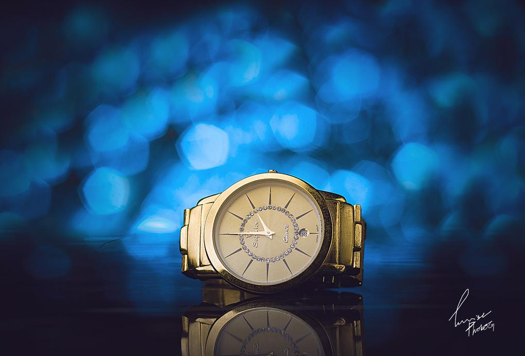 Bokeh Time! by David Otegbayo