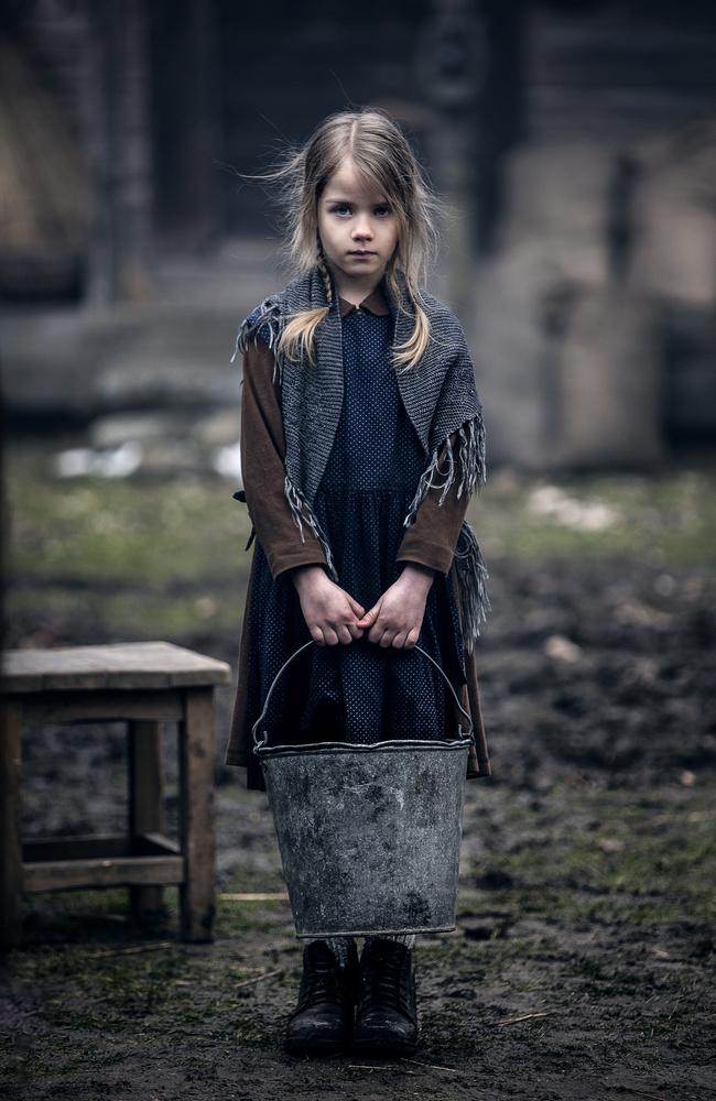 Country Girl by Lukas Juzenas