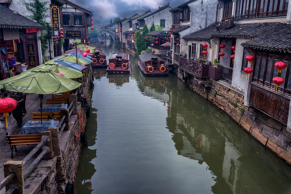 Hangzhou by Larry Wheaton