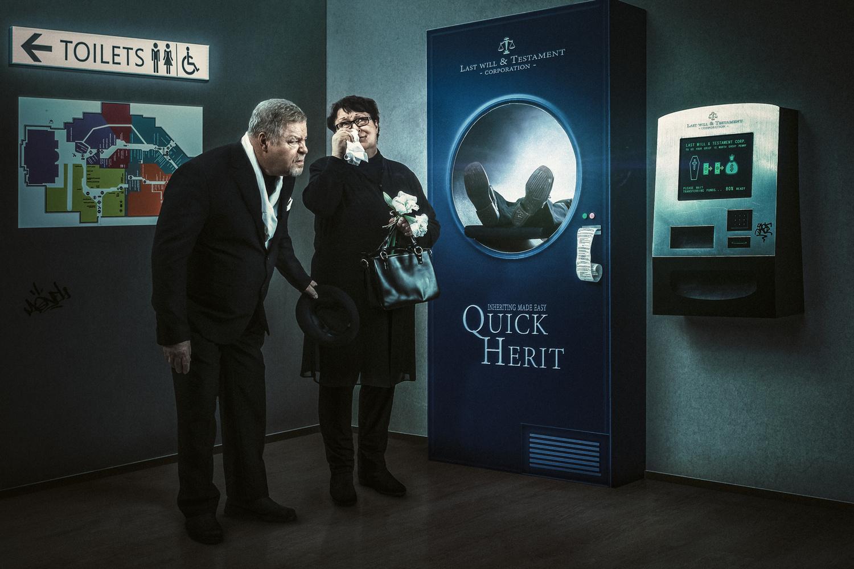 Quick Herit by Juhamatti Vahdersalo