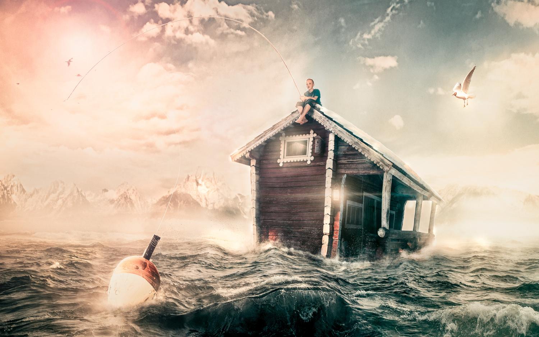 Sail Away by Juhamatti Vahdersalo