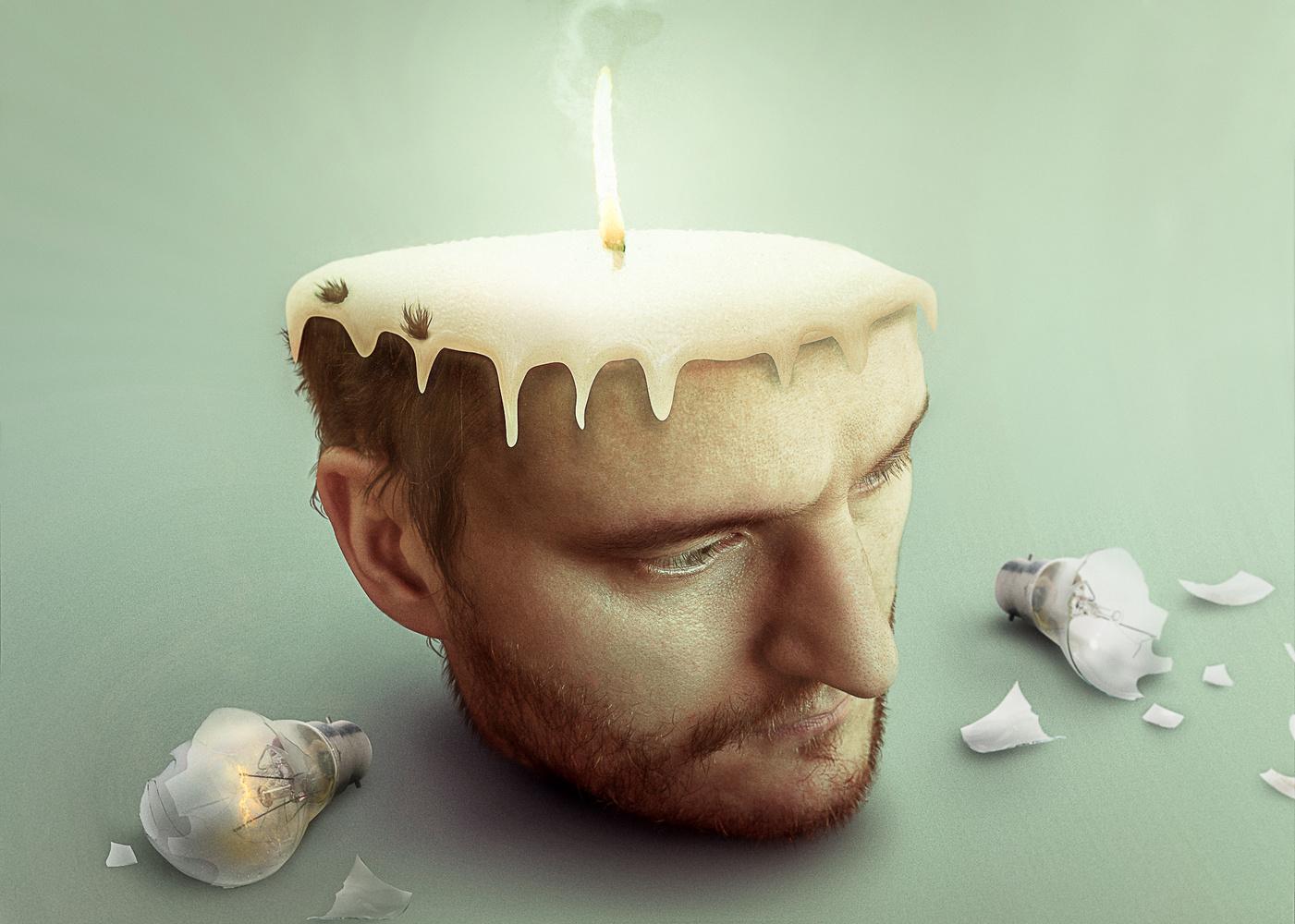 Out of ideas by Juhamatti Vahdersalo
