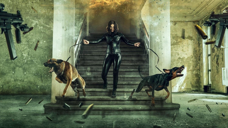Matrix / Underworld by Juhamatti Vahdersalo