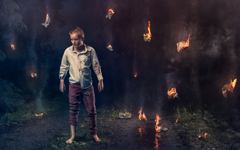 Lost by Juhamatti Vahdersalo