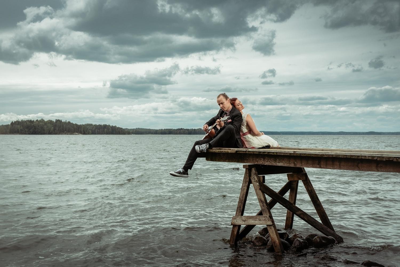 Collect moments by Juhamatti Vahdersalo