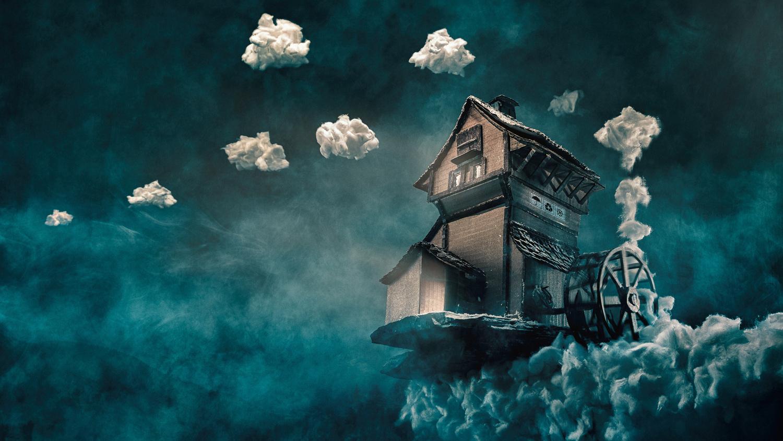 Cloudmill by Juhamatti Vahdersalo