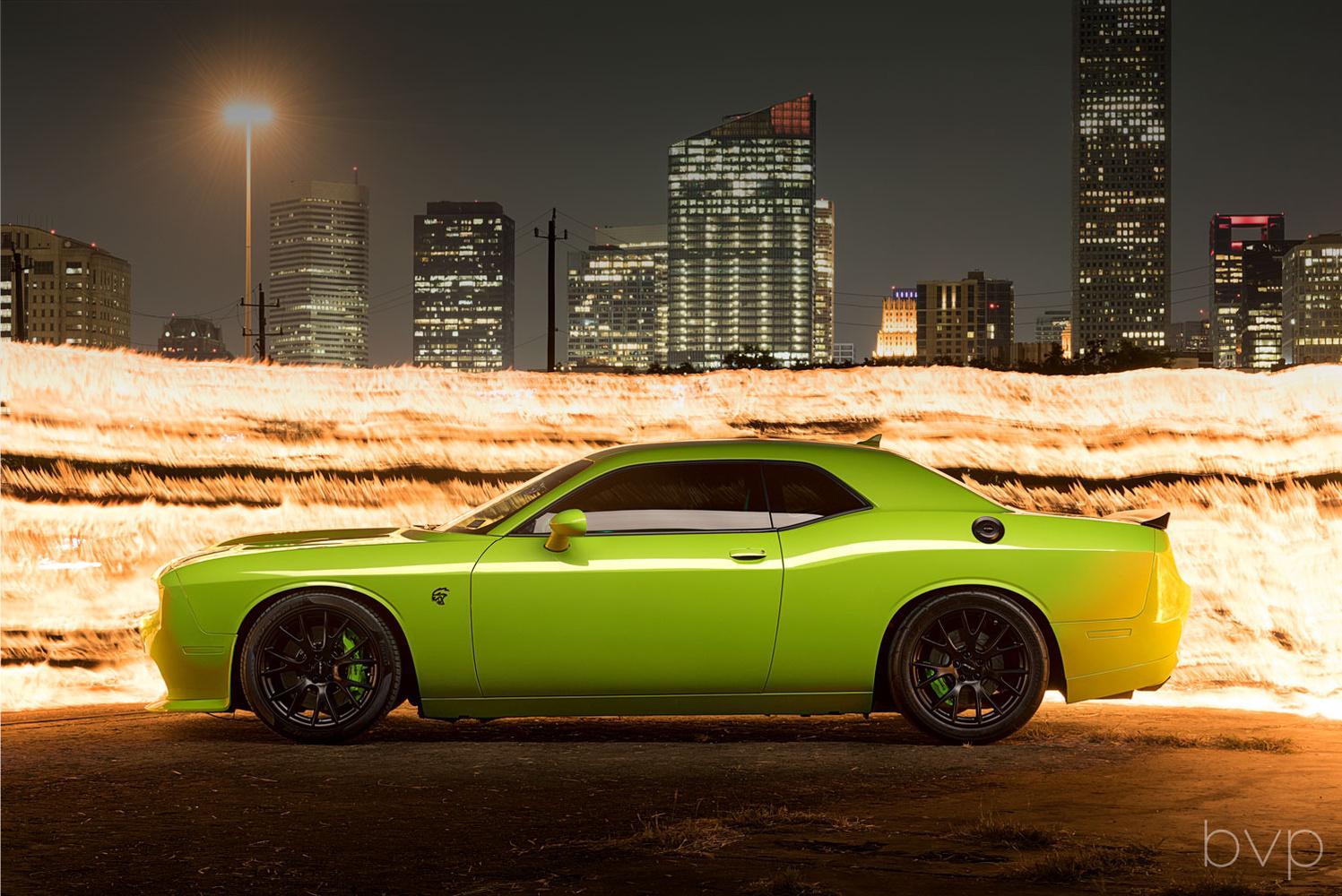 Dodge Hellcat by Brian Vogel
