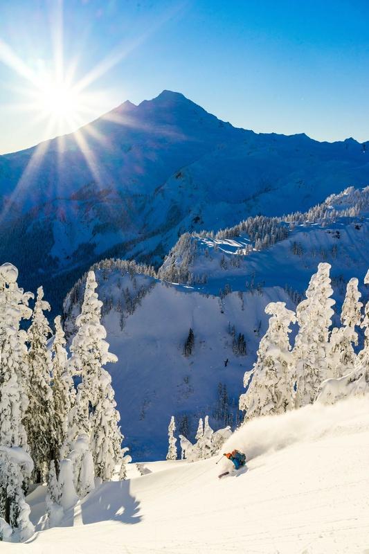 Mountain Medicine by Corey Warren