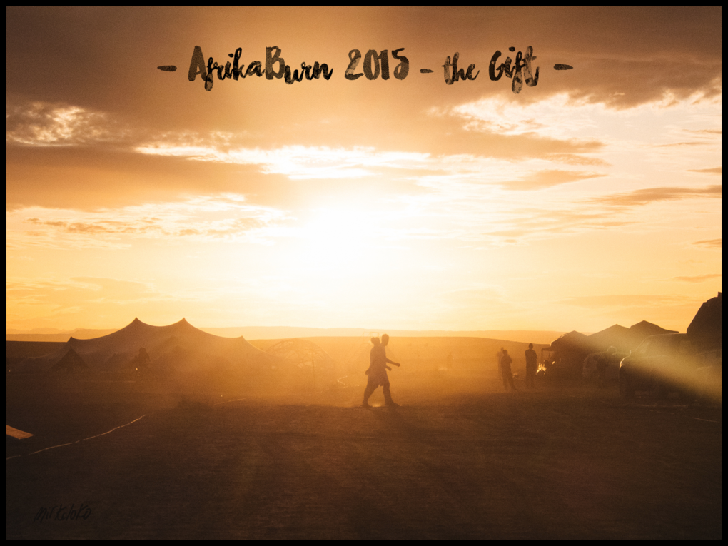 AfrikaBurn 2015 by Miroslav Dufresne