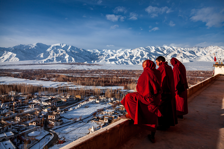 The Morning call by Tashi Namgyal