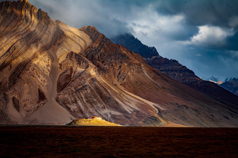 the last village in Zanskar by Tashi Namgyal
