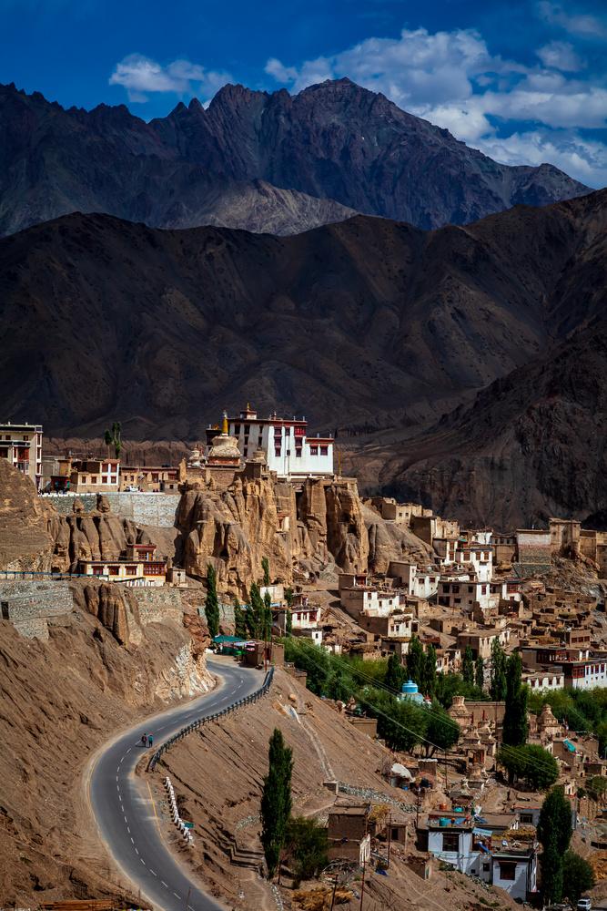 Lamayuru by Tashi Namgyal