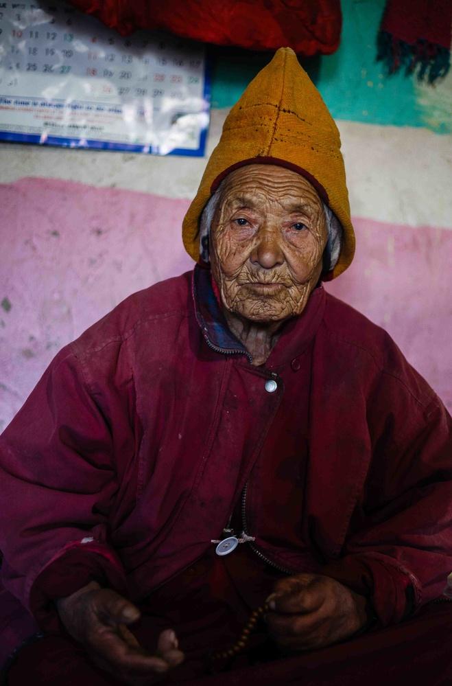 the nun by Tashi Namgyal