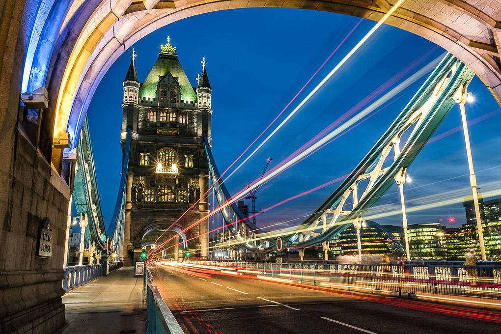Tower Bridge by Nick Haigh