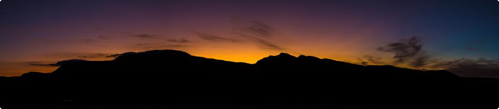 Grampians Sunset by nickhil bajaj