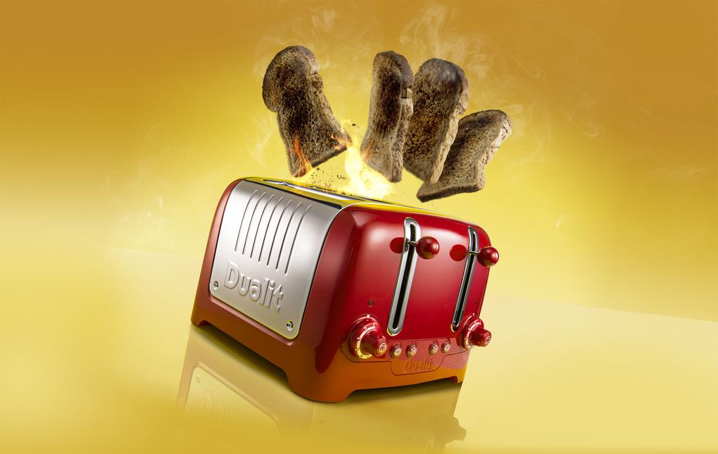 toaster by mark zawila