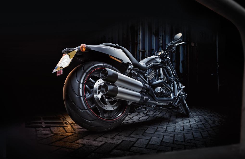 Harley promo  by mark zawila