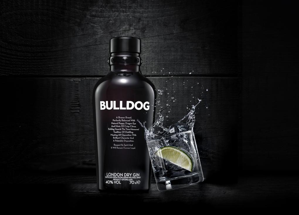Bulldog Gin by mark zawila