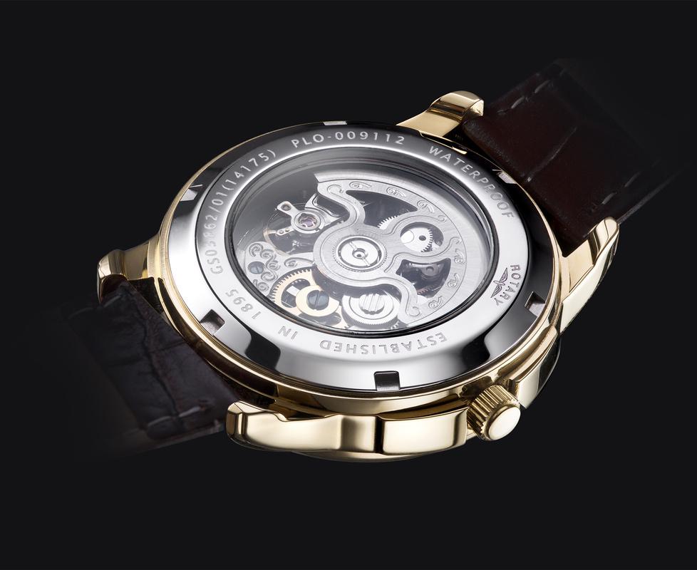 watch product shot by mark zawila