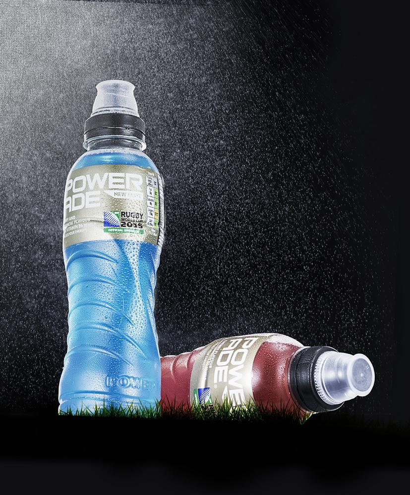 powerade energy drink by mark zawila
