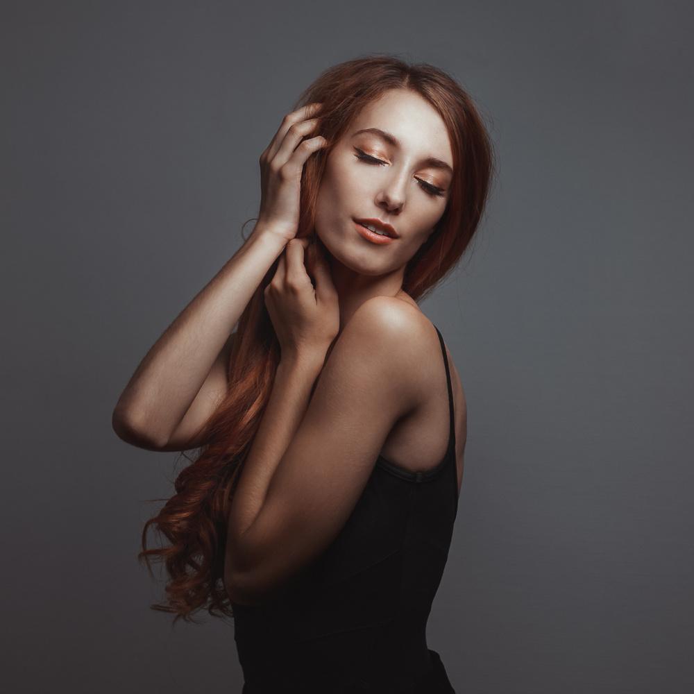 US model Daria by Emmanuel Vivier