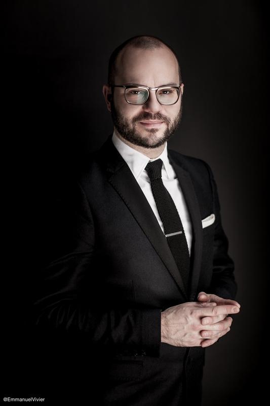Corporate Portrait by Emmanuel Vivier