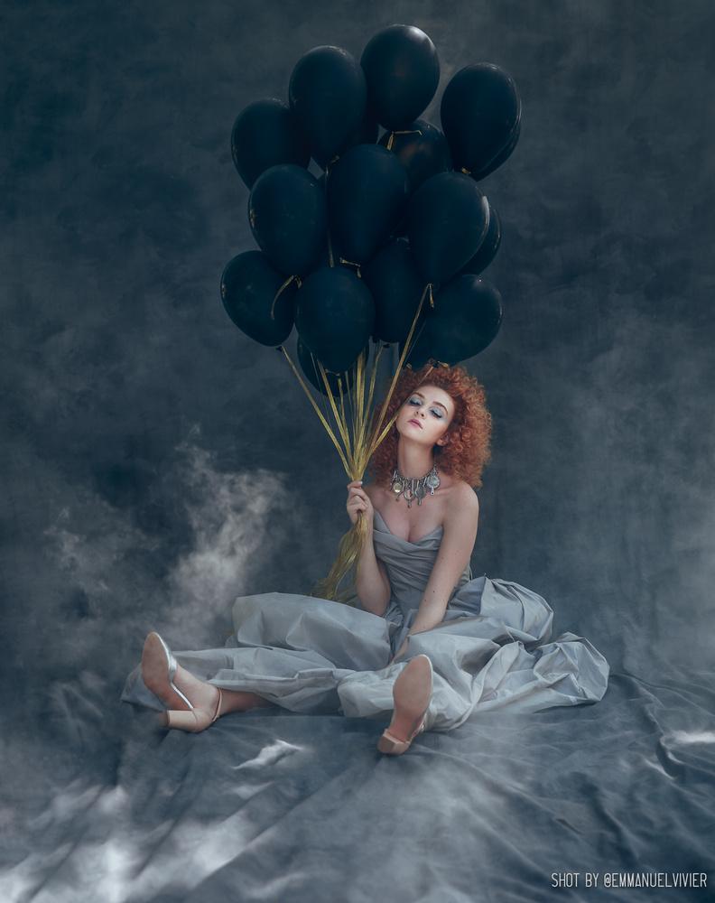 The Bored Princess by Emmanuel Vivier