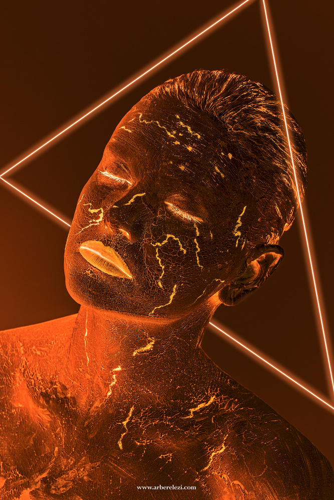Deep into the Lava! by Arber Elezi