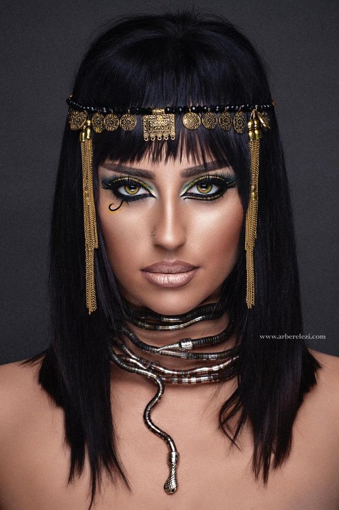 Cleopatra Inspiration! by Arber Elezi
