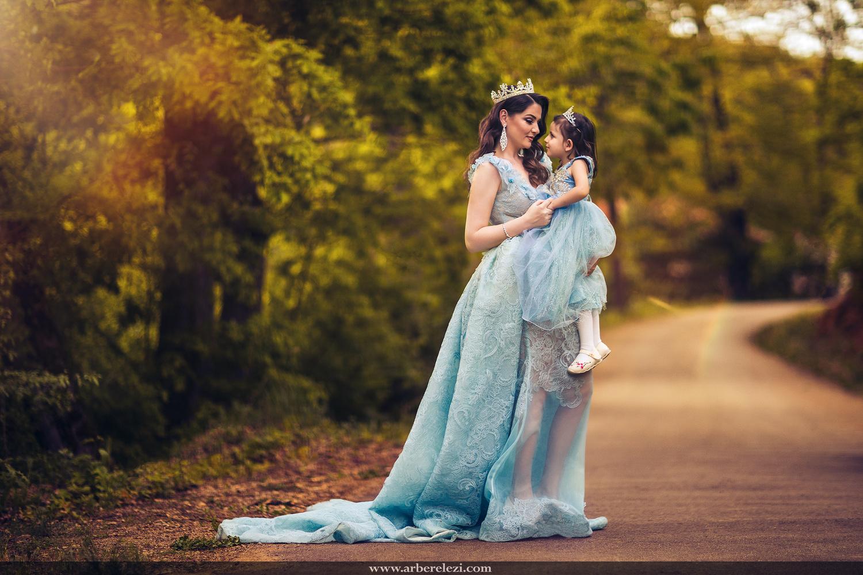 Two Princesses    by Arber Elezi