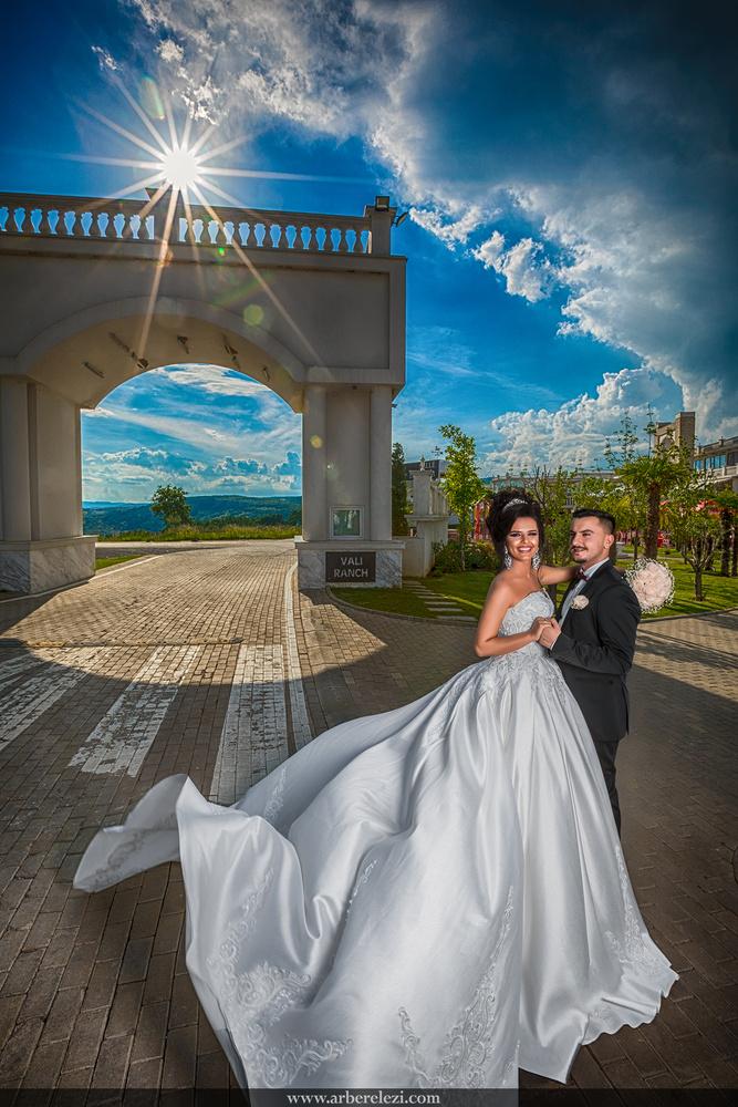 Wedding Photoshooting by Arber Elezi