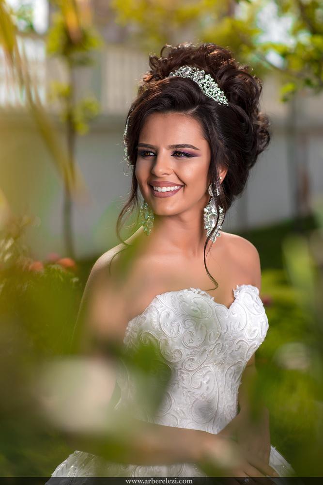 Bridal Shot by Arber Elezi